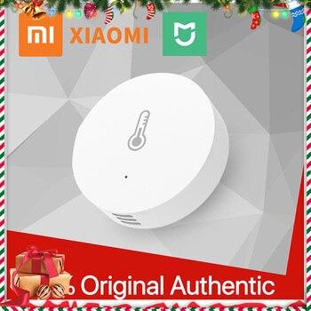 Original Xia mi mi jia Smart Temperatur und Hu mi dity Sensor WiFi Fernbedienung durch mi APP mi jia smart Home Thermometer Sensor 22