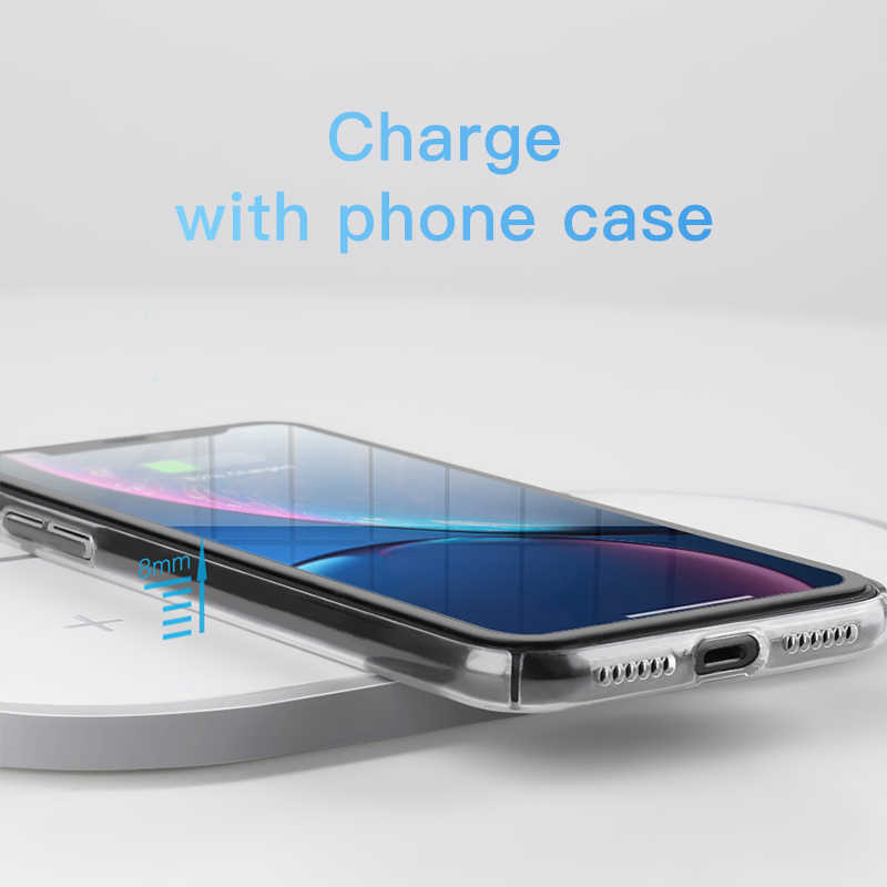 KUULAA 3 ב 1 צ 'י אלחוטי מטען עבור Airpods אפל שעון 4 3 2 1 iWatch מהיר טעינה אלחוטי Pad עבור iPhone 11 פרו Xs מקסימום X