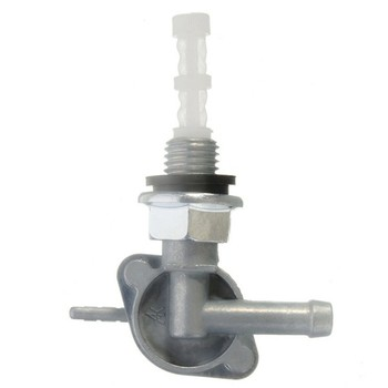 1 sztuk paliwa zawór odcinający małe części do generatorów benzynowych 950 silnik benzynowy przełącznik zbiornika paliwa dla silnik gazowy kanistry tanie i dobre opinie 1 4 hose barb M10x1 25 ON OFF 90 degree rotation 1X Fuel shut off valve Approx 7cm