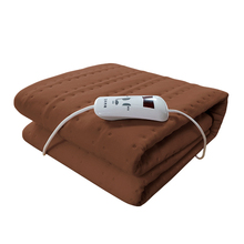 Intelligent Electric Blanket Double Washable 220V Electric Heated Blankets Mat Automatic Protection Thermostatic Heating Carpet