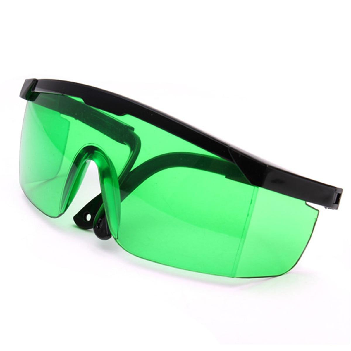 Blue-violet Laser Goggles Safety Glasses Laser Protective Eyewear For 200-540nm Blue-violet Lasers Engraving Machine