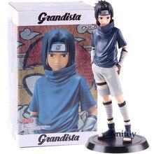 Anime Naruto Grandista Shinobi Relations Uchiha Sasuke Figure Uzumaki Naruto Action Figure PVC Collectible Model Toy