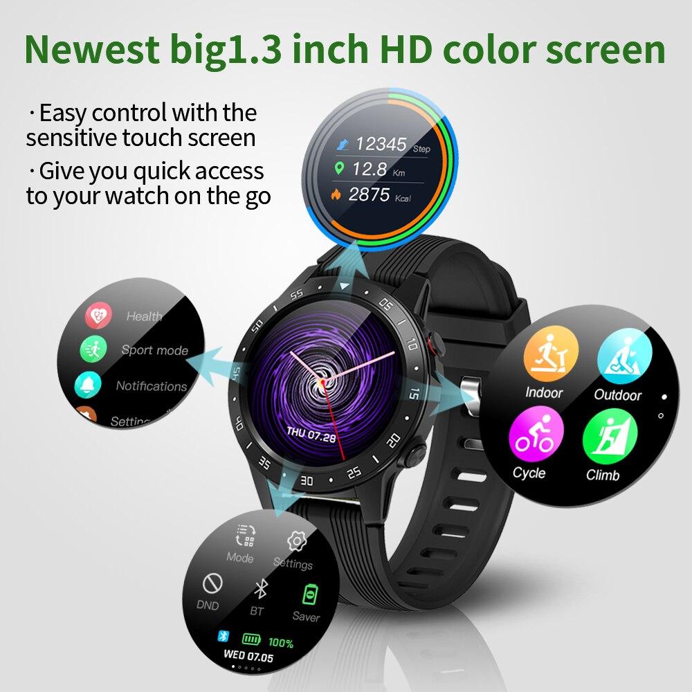 H68843947af974bbab4c3c612759d161c7 GPS Smartwatch Men With SIM Card Fitness Compass Barometer Altitude M5 Mi Smart Watch Men Women 2021 for Android Xiaomi