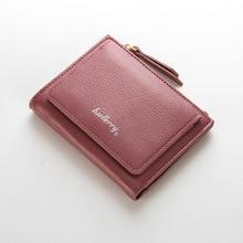 Женский короткий кошелек на молнии, кошелек для монет, держатель для карт, сумочка, кошелек для женщин, маленькие женские кошельки и кошельки, милый маленький кошелек
