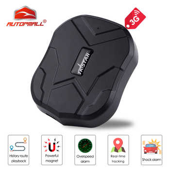 3G GPS Tracker Car TKSTAR TK905-3G 60 Days Standby Waterproof Magnetic GSM/GPS Tracker Vibrate Alarm FREE APP PK TK905 Tracker - DISCOUNT ITEM  35% OFF All Category
