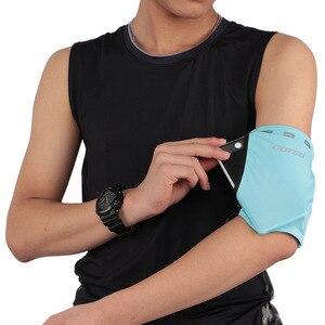 """Image 2 - ユニバーサルスポーツ腕章を実行している快適な腕章電話ポーチ屋外ハンドホルダーケースのための iphone Huawei 社サムスン 6.5"""""""