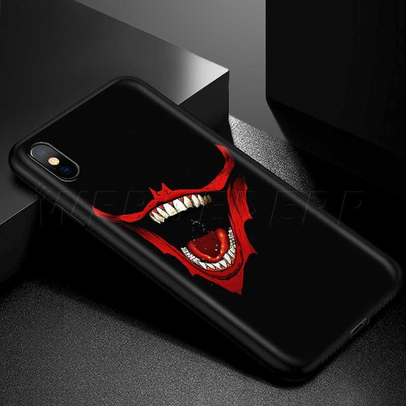 Webbedepp coringa caso para apple iphone 11 pro xs max xr x 8 7 6 s plus 5 5S se