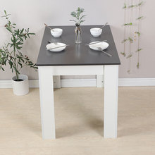 Portable Table Simple Dining Coffee Table Outdoor Garden Save Space Laptop Computer Desk Dining Room Hotel Home Furniture HWC