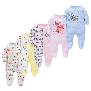 Image 4 - Kavkaz Roupa De Bebes Infantil Menina แขนยาวทารกแรกเกิดเด็กทารก Rompers ชุด 2 PC 3 PC 5pcs ทารกสาวเสื้อผ้าชุด
