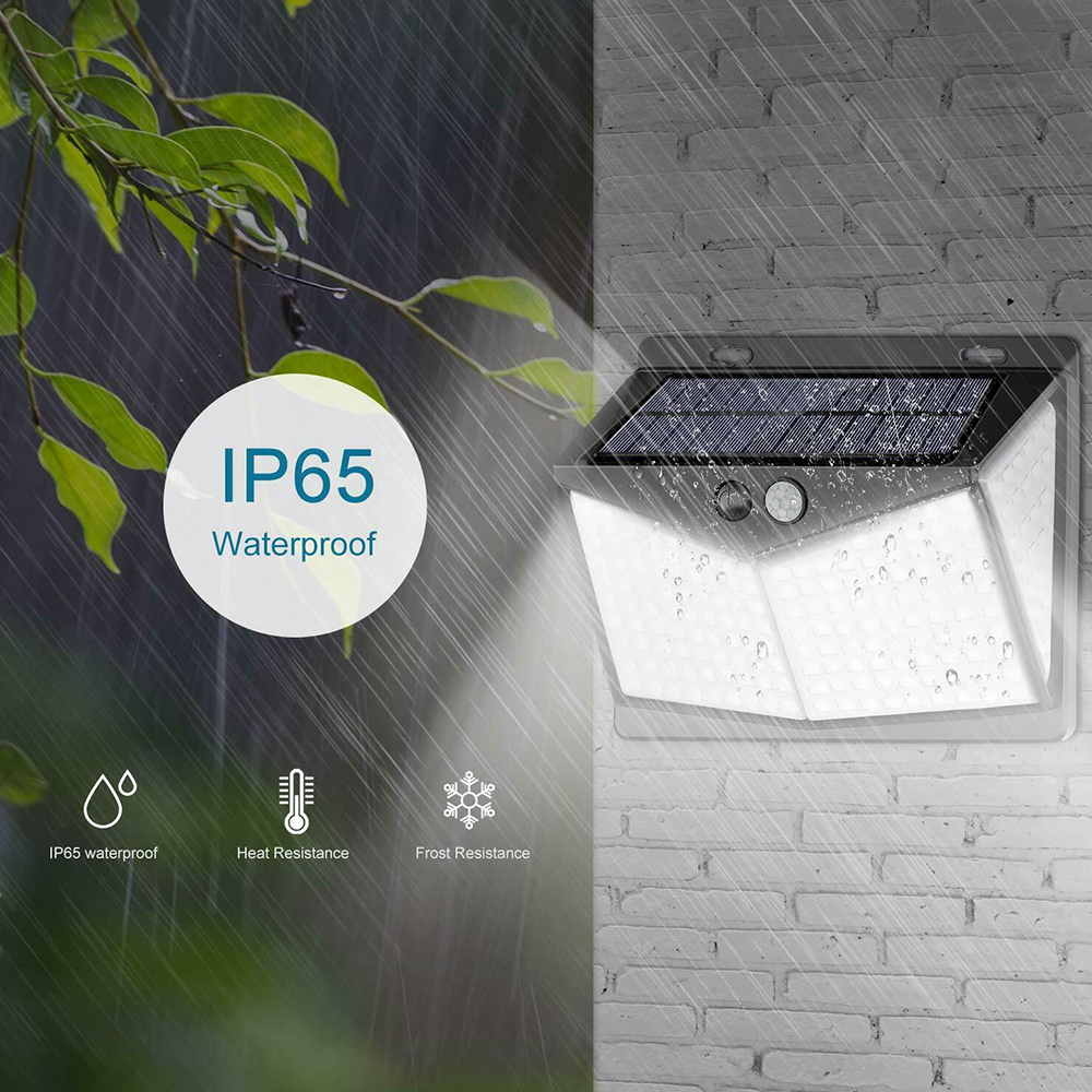lowest price 16 8 4PCS Solar Light Solar Garden Lights Outdoor Waterproof Solar Led Fence Lamp for Patio Stairs Garden Pathway Step Yard Step