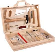 Детский набор инструментов для деревообработки Набор детских