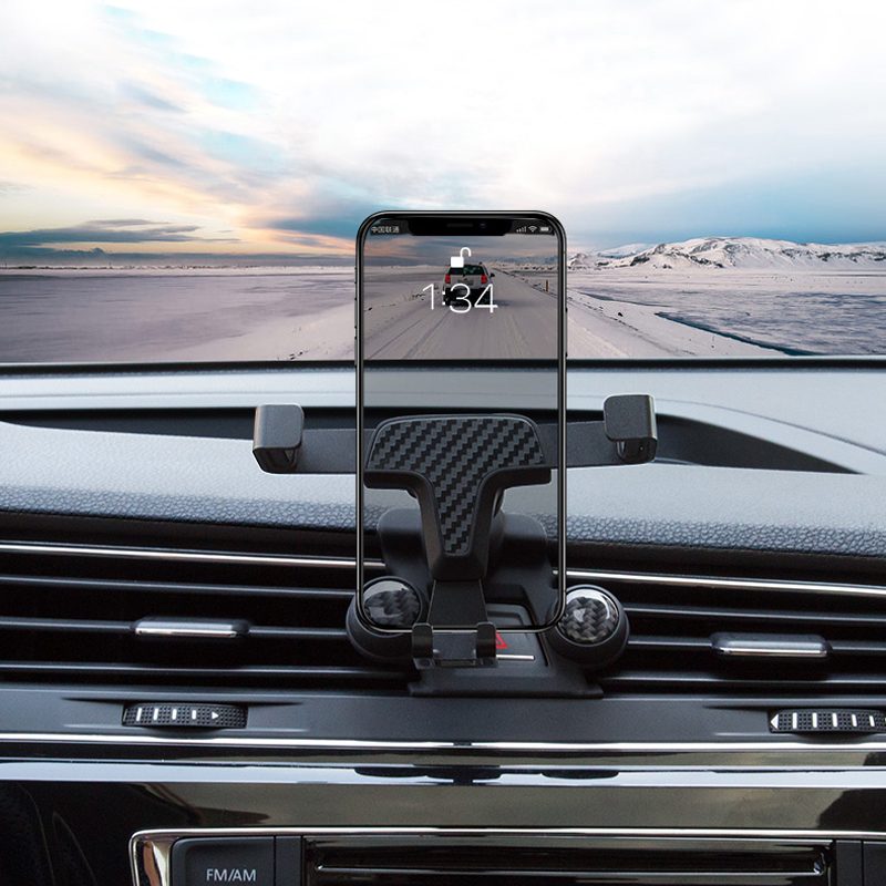 For Volkswagen Touran 2016 2017 2018 2019 Car Air Vent Mount Adjustable Phone Holder Stand Smartphone Mobile Phone Stable Cradle
