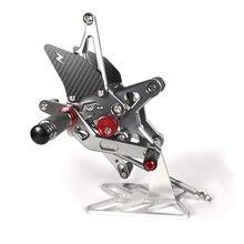 Zx6r zx 6r педаль мотоцикла ремонт Подножки подножки регулируемая