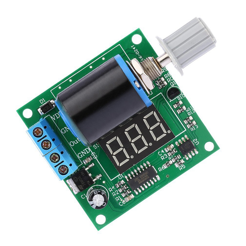 DIY Kit Generator Module Board For Digital Adjustable Current Signal Precision To 0.1MA Frequency Generator DC 12V 24V 4-20MA
