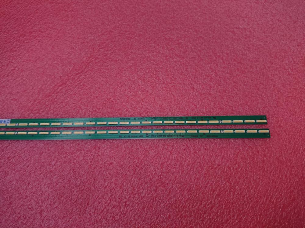 Image 3 - New Kit 2 PCS 60LED LED backlight strip for LG 55UF6450 55UH6150  55UF6430 6916L2318A 6916L2319A 6922L 0159A 55UH615V 55UF770VReplacement  Parts