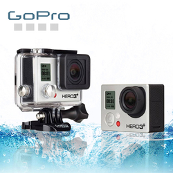 Gopro HERO 3+ BLACK Action Camera Outdoor Sports Camera with 4K Ultra HD Video gopro 3+