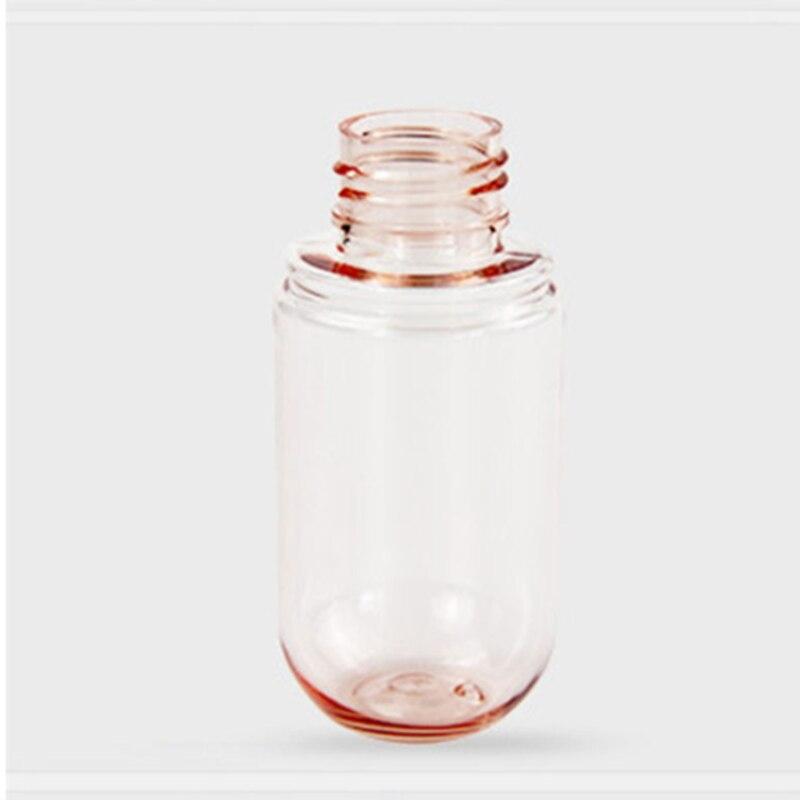 1 قطعة 40 مللي إعادة الملء رذاذ زجاجة واضح العطور الشامبو غسول زجاجات السفر التجميل السائل الصحافة مضخة رذاذ زجاجات