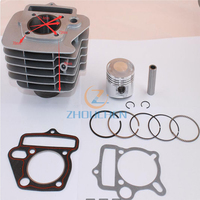 New Style Motorcycle Pit Dirt Bike Fit For 52.4MM For Lifan 125CC Engine ATV Dirt Bike