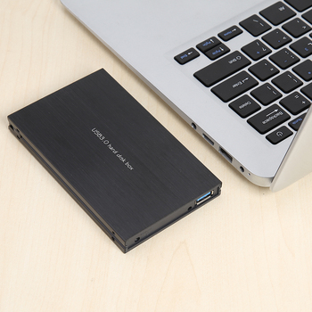 External Case Box Enclosure HDD SSD Household Computer USB 3.0 to 2.5 inch SATA Safety Parts for Desktop Laptop