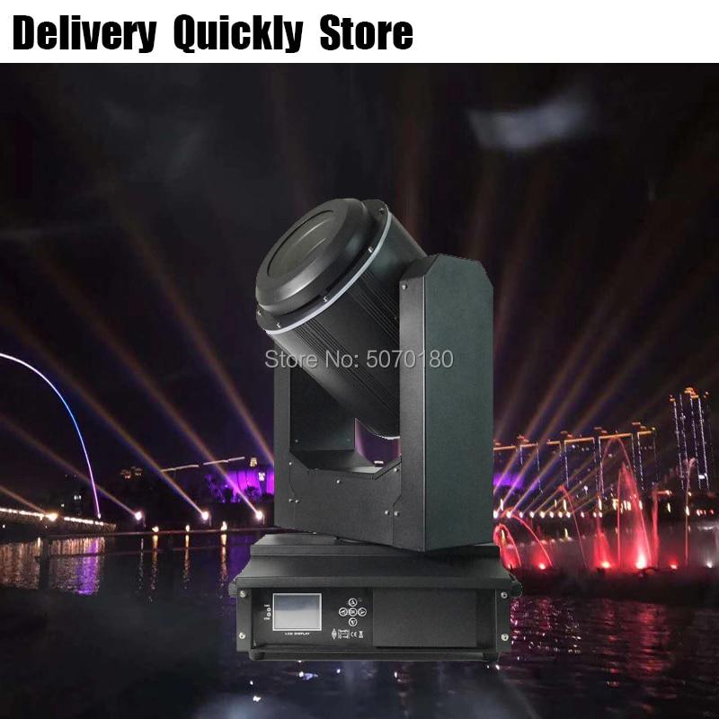 Bonne qualité étanche 17R 350W faisceau mobile tête lumière extérieure DMX 512 scène lumière Disco travail en pluie Perfermance à l'extérieur