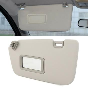 Car Sunshade Shield Left Driver Side Sun Visor 92011FG032ME For Subaru WRX STI 2008-2014 & Impreza 2008 2009 2010 2011