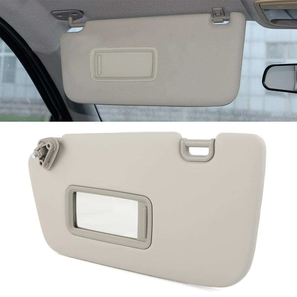 Car Sunshade Shield Left Side Sun Visor 92011FG032ME For Subaru WRX STI 2008-2014  amp  Impreza 2008 2009 2010 2011