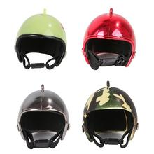 Pet Funny Protective Chicken Helmet Small Hard Hat Bird Headgear Protect The Chickens Head