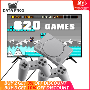 Data Frog Video Game Console B