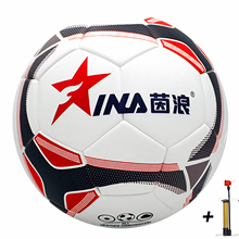 TPU material diameter 22 cm football latest football game training ball standard game ball official specification ball