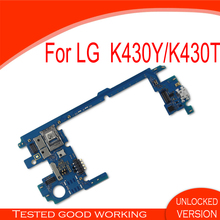 Tested Unlocked Android LG for K10 K430Y/K430T Logic-Board with Whole-Chips