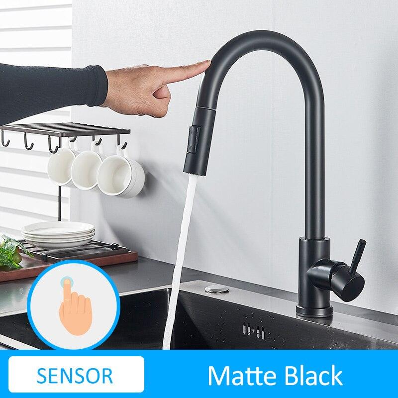 Sensor-Matte Black