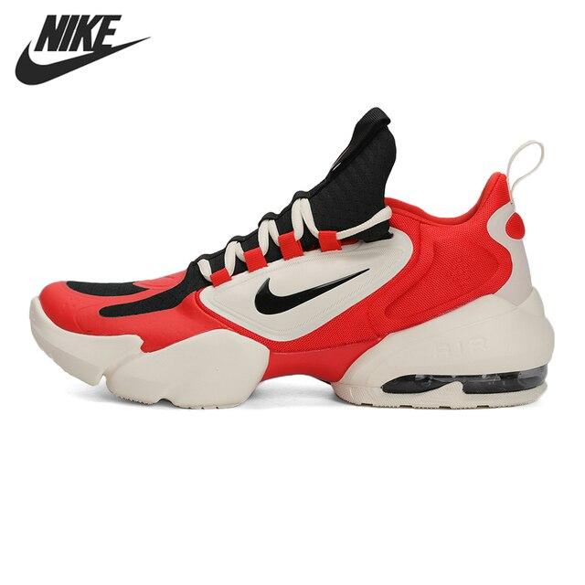 الأصلي جديد وصول نايك الهواء ماكس ألفا سافاج الرجال أحذية مشي أحذية تدريب أحذية رياضية