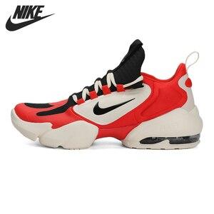 Image 1 - Oryginalny nowy nabytek NIKE AIR MAX ALPHA SAVAGE męskie buty do chodzenia trampki treningowe