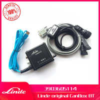 Linde forklift truck 3903605140 original CanBox Bluetooth Doctor Cable Line Adapter Service Box Diagnostic Interface Tool New