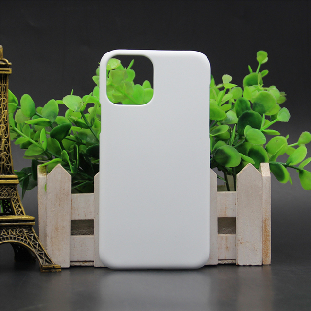 3D Sublimation Case For iPhone 6S 6 7 8 Plus X XR XS Max 11 12 pro max SE 2020 Blank Printed Cover 10pcs Wholesale dropship