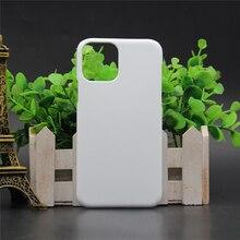 Funda de sublimación 3D para iPhone 6S 6 7 8 Plus X XR XS Max 11 12 pro max SE 2020, cubierta impresa en blanco, 10 Uds.