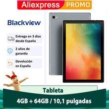 Blackview Tab 8 tablette 10.1 pouces Android 10.0 Google Play 4G tablettes d'appel téléphonique 64GB ROM 13MP caméra 6580mAh batterie