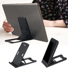 1pcs Universal Adjustable Portable Desk Tablet Stand Holder Bracket For Smart Phone ABS Sheet Music Brackets Parts Accessories