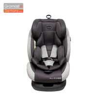 Gromast head support Adjustable 165° Baby Car Seat kids with Isofix Convertible Child Safety Booster Seat Armchair 0 12Y 9 36kg