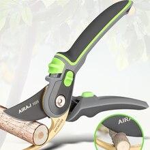 AIRAJ Подрезка растений в садоводстве ножницы, которые могут резать ветки диаметром 24 мм, фруктовые деревья, цветы, ветки и ножницы