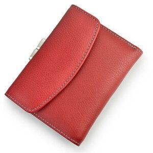 Image 4 - Beth Cat สั้นของแท้หนังผู้หญิงกระเป๋าสตางค์ Lady MINI Card Holder กระเป๋าเหรียญกระเป๋าถือหญิงกระเป๋าสตางค์ขนาดเล็กหญิงเงินกระเป๋า