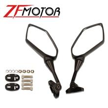 Зеркала заднего вида для Honda CBR 600 F4 F4I 1999-2006 CBR900 CBR919 CBR929 CBR954 1998-2003 GT125R / GT250R / GT650R / GT650S