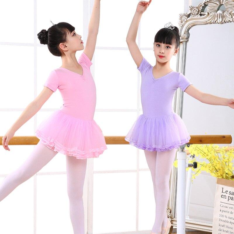 CHILDREN'S DAY Children's Watch Performance Clothing Girls Dancing Dress Latin Dance Exercise Clothing Bud Dance Dress tiao wu t