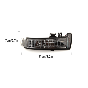 Image 3 - Clignotant de rétroviseur de voiture pour mercedes benz W221 W212 W204 W176 W246 X156 C204 C117 X117 indicateur LED clignotant