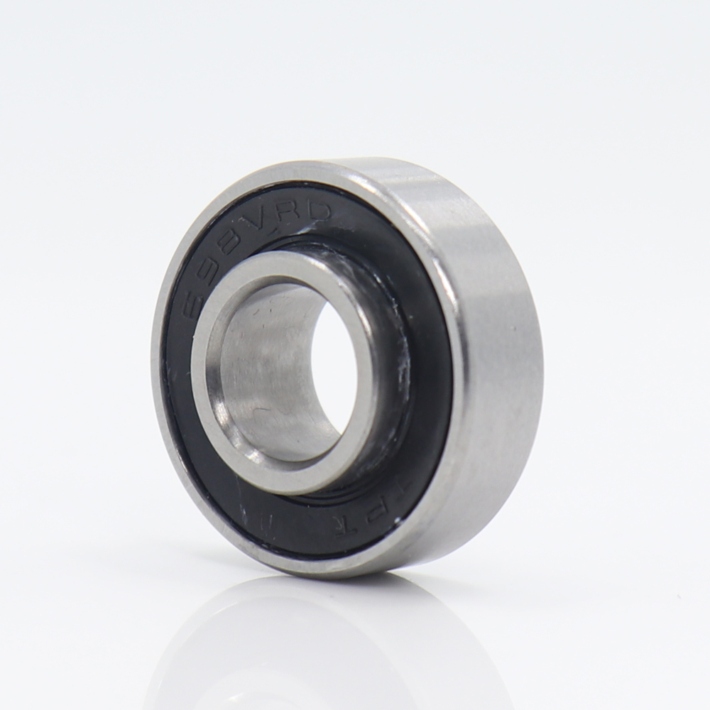 698-2RSE MAX Bearing 8*19*6*7.5mm ( 1 PC ) Full Balls Bicycle Pivot Repair Parts 698 2RS RS Ball Bearings 698-2RS image