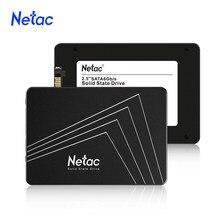 Netac SSD de 1 to 500 go SATA SATA3 SSD 240 go hdd de 2 to 2.5 SSD 128 go 256 go 512 go 120 go 480 go Disque SSD Interne Disque Dur