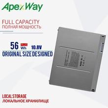 цена на 60WH Laptop Battery For Apple A1175 MA348 MA348*/A MA348G/A for MACBOOK Pro 15 A1150 A1260 MA463 MA463LL MA464 MA600 MA601