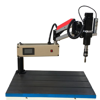 Air Tapping Machine Automatic Self Tapping Screw Making Machine Flex Arm Tapping Machine