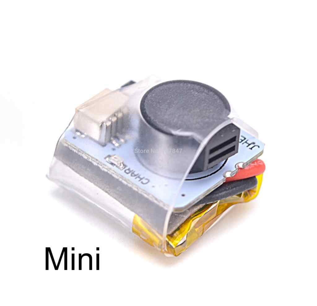 Nuevo Mini JHE42B-s Finder 5V zumbador Super ruidoso rastreador 100dB con alarma de zumbador LED para FPV Racing Drone FPV vuelo controlador