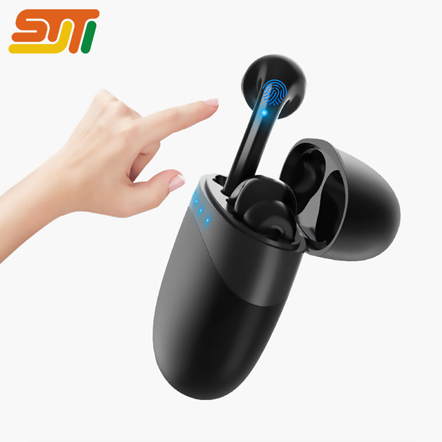 M19 TWS Bluetooth Wireless Headset Stereo 5 0 Earbuds Sports Music Bluetooth headphone for Huawei iPhone
